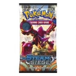 Pokemon XY Steam Siege Booster Pack