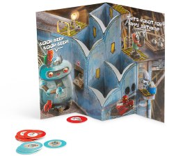 Pop 'n Play: Birthday Robot Card