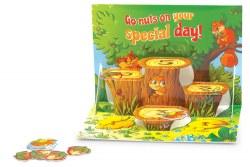 Pop 'n Play: Birthday Squirrel Card