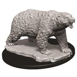 D&D HD Minis: Polar Bear