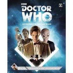 Doctor Who: Adventures in Time and Space 11th Doctor Sourcebook