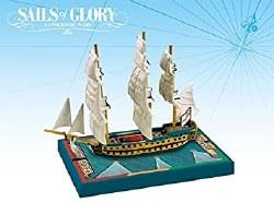 Sails of Glory: HMS Bahama 1805
