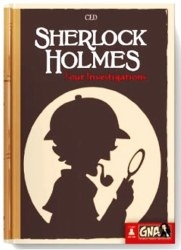 Sherlock Holmes: Four Investigations