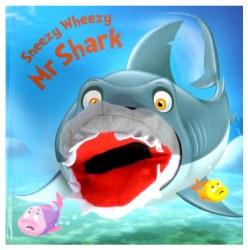 Sneezy Wheezy Mr Shark