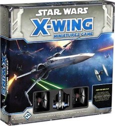Star Wars X-Wing Miniatures Game: The Force Awakens Starter Set