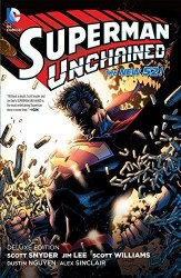 Superman Unchained Hardcover