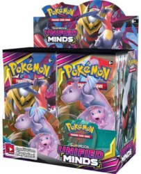Pokemon Sun & Moon 11: Unified Minds Booster Box