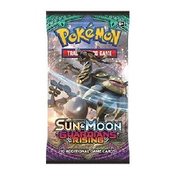 Pokemon Sun & Moon 2: Guardians Rising Booster Pack