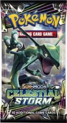 Pokemon Sun & Moon 7: Celestial Storm Booster Pack