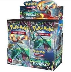 Pokemon Sun & Moon 7: Celestial Storm Booster Box