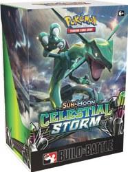 Pokemon Sun & Moon 6: Celestial Storm: Build & Battle