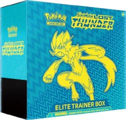 Pokemon TCG Lost Thunder Elite Trainer Box