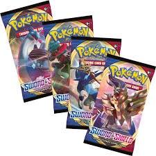 Pokemon Sword & Shield Base Set Booster Pack