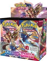 Pokemon Sword & Shield Base Set Booster Box