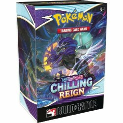 Pokemon Sword and Shield: Chilling Reign - Build and Battle Box