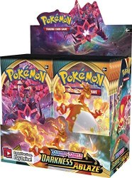 Pokemon Sword & Shield: Darkness Ablaze - Booster Box