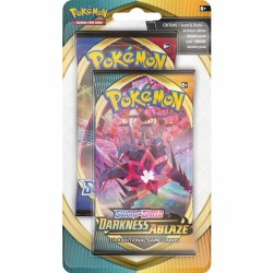 Pokemon Sword & Shield: Darkness Ablaze - Bonus Booster Pack