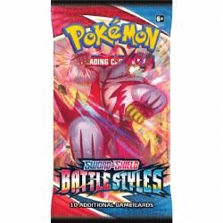 Pokemon Sword & Shield: Battle Styles - Booster Pack