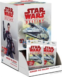 Star Wars Destiny Across the Galaxy Booster Pack