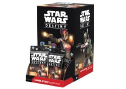 Star Wars Destiny Empire at War Booster Box