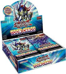 Yugioh Battles of Legend Armageddon Booster Box