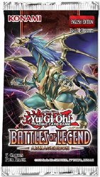 Yugioh Battles of Legend Armageddon Booster Pack