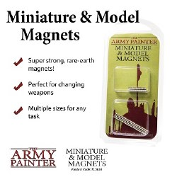 The Army Painter Miniatures & Model Magnets