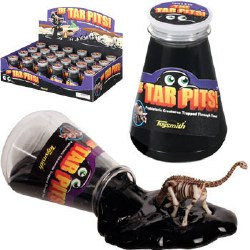 The Tar Pits! Putty