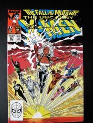 Uncanny X-Men #227 Signed