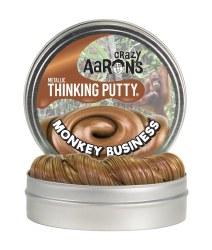 """Thinking Putty: 4"""" Monkey Business"""