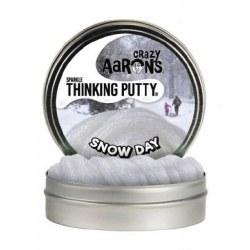 "Thinking Putty: 4"" Sparkle Snow Day"