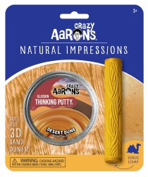 Thinking Putty: Natural Impressions - Desert Dune