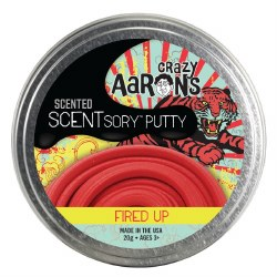 """Thinking Putty: SCENTsory 2.75"""" Fired Up"""