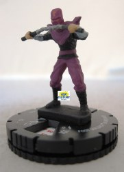 Heroclix TMNT1 007 Foot Soldier (Nunchaku)