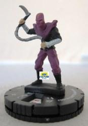 Heroclix TMNT1 010 Foot Soldier (Chain Kama)