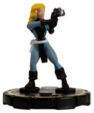 Heroclix Unleashed 010 Science Police