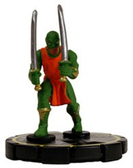 Heroclix Unleashed 014 Kobra Fanatic