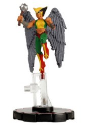 Heroclix Unleashed 016 Hawkgirl