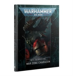 Warhammer 40,000 War Zone Charadon Act 2 The Book of Fire