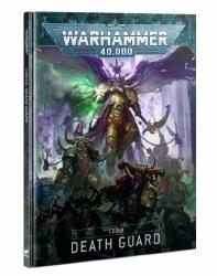 Warhammer 40,000 9th Edition Codex: Death Guard