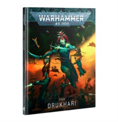 Warhammer 40,000 9th Edition Codex: Drukhari