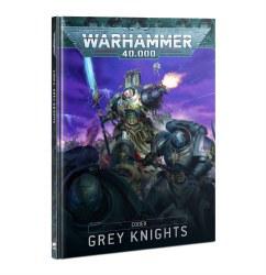 Warhammer 40,000 9th Edition Codex: Grey Knights