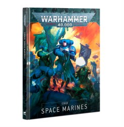Warhammer 40,000 9th Edition Codex: Space Marines