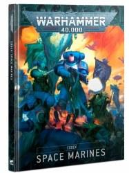 Warhammer 40,000 9th Edition Codex: Space Marines
