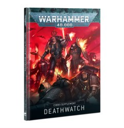Warhammer 40,000 9th Edition Codex Supplement: Deathwatch