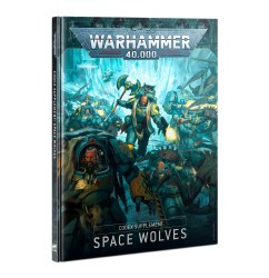 Warhammer 40,000 9th Edition Codex Supplement: Space Wolves