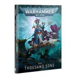 Warhammer 40,000 9th Edition Codex: Thousand Sons