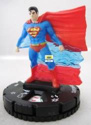 Heroclix World's Finest 002 Superman
