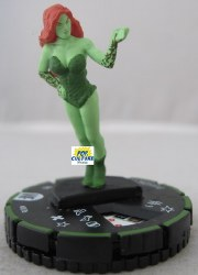 Heroclix World's Finest 007b Poison Ivy