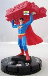 Heroclix World's Finest 017a Superman